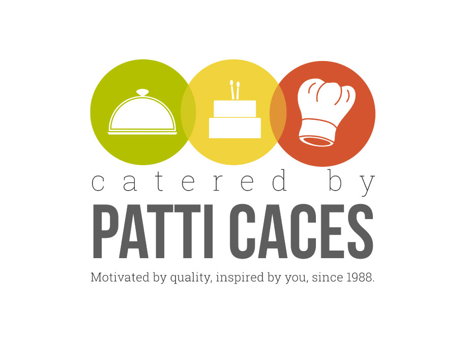 Catered by Patti Caces: Proposed new logo